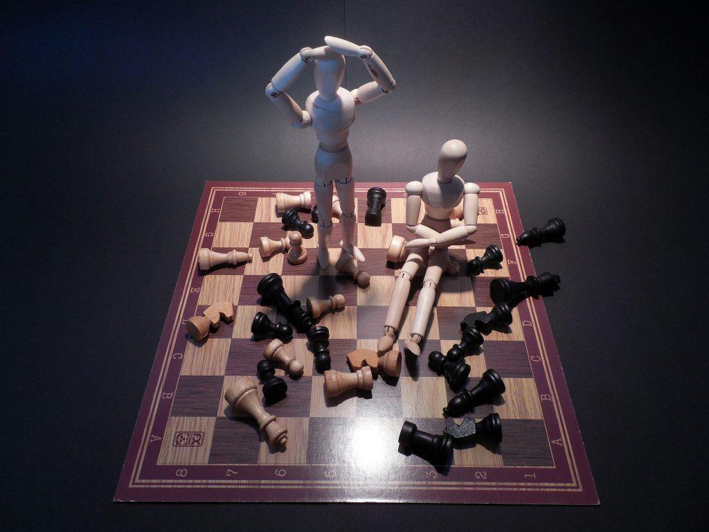 Uit onzekerheid, stress en chaos komt nieuw succes voort