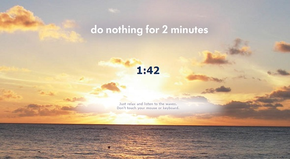 donothingfor2minutes