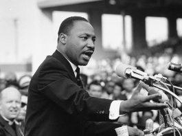 Martin Luther King wordt gezien als één van de grootste leiders van de twintigste eeuw.